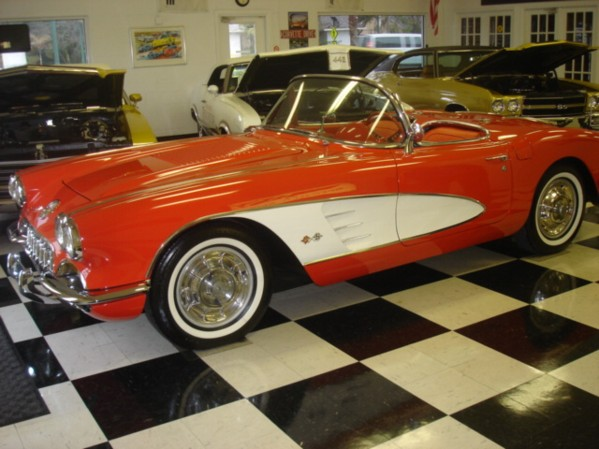 Select Corvettes and Muscle Cars, LLC and Select Motorcars